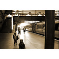 Haven't posted anything here for ages.  This was taken yesterday on platform 8 of Leeds station. ...