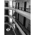 architecture building bw stairs compthree