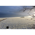 winterlandscape in Winsum