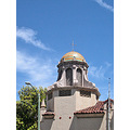 summer oakland sky clouds dome church downtown oakdownfph