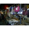 Shopping at Hua Hin night market  3/10
