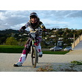 bmx bmxracing girl teenager bike bicycle