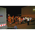 feeding firies at nightsalvation army