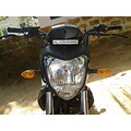 my fz16 new style no plateadarsh