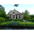 Giethoorn Holland house