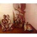 art wooden handicraft