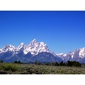 Mountains Tetons
