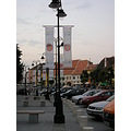 Sibiu Center Romania Transilvania Transylvania Europe