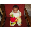 toy toys playing babygirl chair sitting