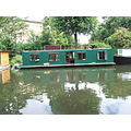 cat houseboat london canal canalclub