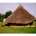 ironage barbury castle wiltshire ridgeway wattleand daub