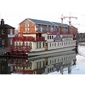reflectionthursday Gloucester docks
