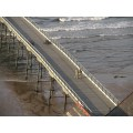 pier stroll walk lovers romantic sea zoom saltburn