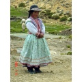 peru colca valley girl