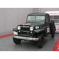23 Nisan istanbul classic car rally turkey willys jeep pickup