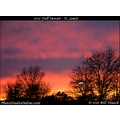 stlouis missouri usa sky clouds color fall sunset drama 110811