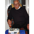 The father is 80!
