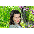 girl woman wife portrait beauty sexy smile face spring nature park Bulgaria