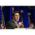 Jay Sekulow delivered a speech