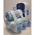 Choo Train diaper cake baby shower cakes gifts idea