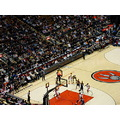 At 9:26pm.Toronto Raptors & Charlotte Bobcats-ACC-Toronto,Ont.,On Friday,Mar.15,2013