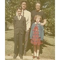 Mike Mangum myself grandfather and Frances Small