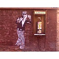 phone telephone phonebooth graffiti