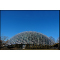 stlouis missouri us usa architecture geodesic dome MOBOT sky bh 2008
