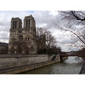 notre dame de paris latin quartier france cathedral