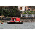 boat red river tamar cornwall devon