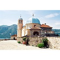 montenegro church boka perast