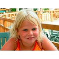 girl portrait austrian holiday antalya galpay 070801