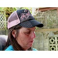 lady woman person wife hat