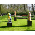 keukenhof holland green flowers nature art 2010