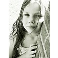 portrait children girl kid summer