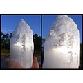 selenite tower mineral rock formations nature
