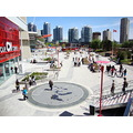 At 2:50pm.After out visit to the CBC Building,than came over at the Rogers Centre-area.,Toronto,O...