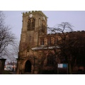 leigh lancashire england church building