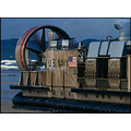 military Navy amphib landing aircushion vehicle