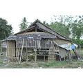 home poverty wood scenery house landscape