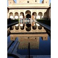 Reflections at Alhambra Palace