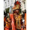 Notting Hill Carnival 2007 Brown Colour