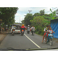 school road hills ubud bali indonesia littleollie