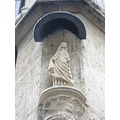 I saw this statue in a small street in Paris (or Senlis?) july 2006