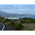 scenery brighton taieri mouth newzealand