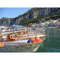 Boats at Capri