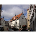 trip travel tallinn estonia architecture holiday medieval old town