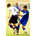 boys sport soccer footbal skill action contact