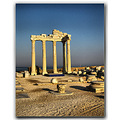 antalya side archaic turkey
