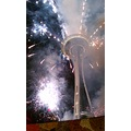 Space Needle New Years